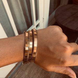 Golden ross bracelets